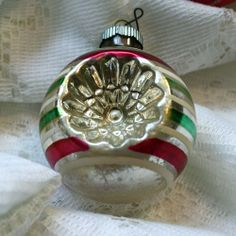 Vintage Shiny Brite Ornament