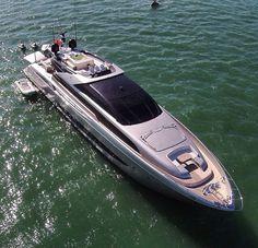 Riva 122 Mythos - AJ MacDonald - Yacht Broker - ajmacdonald@camperandnicholsons.com