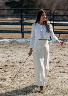When we were brainstorming ideas for Escape Month, we wanted to feature Long Time Friends, T Magazine, Horse Girl, Equestrian Style, Carolina Herrera, Minimal Fashion, Piece Of Clothing, Parisian, Trendy Outfits