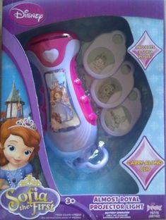 Sofia the First Projector Light with 3 Disc Lenses 2013 >>> For more information, visit image link.Note:It is affiliate link to Amazon. #65likes