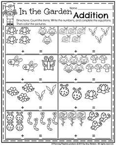 summer kindergarten worksheets daycare kindergarten worksheets kindergarten math worksheets. Black Bedroom Furniture Sets. Home Design Ideas