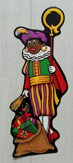 Sinterklaas etalage/decoratie
