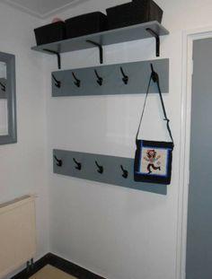 1000 images about hal wc on pinterest van metal baskets and met - Kleur idee gang ingang ...