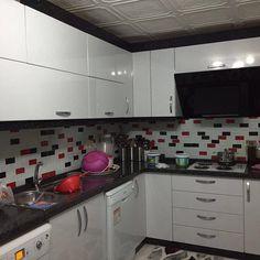 Mutfak tadilatlarımızdan ☺️