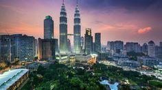 Kuala Lumpur en Malaisie #travel #voyage #Asie