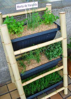 como fazer uma horta em casa 2