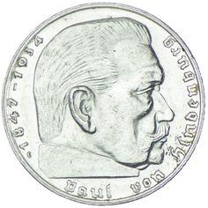 2 Reichsmark 1937 G