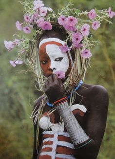 Ethiopia, Africa. Oma Valley. Photographer Hans Silvester.