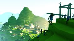 "Godus preview: Ambitious, expansive, and ""absolutely crazy"" 