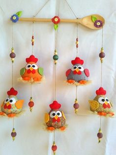 1 million+ Stunning Free Images to Use Anywhere Easter Crafts, Felt Crafts, Fabric Crafts, Sewing Crafts, Diy And Crafts, Crafts For Kids, Arts And Crafts, Chicken Crafts, Chicken Art