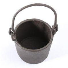 Miniature Rustic Bucket
