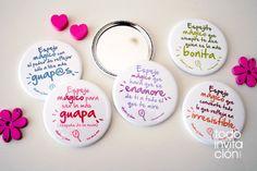 """espejos """"mágicos"""" personalizados para bodas -- geniales, los quiero para mi boda el año que viene!"""