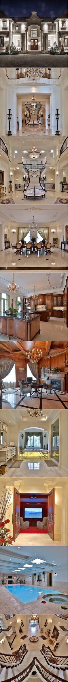 Prestigious Bridle Path Palatial Estate – Toronto, Ontario