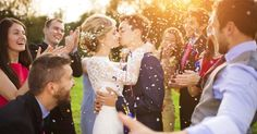 Do you want to get married and also save on flowers, venue and food? We've got you covered, check out our list of 100+ Fantastic Frugal Wedding Ideas.