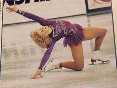 Tonya Harding, Figure Skating, Skate, Baltimore Maryland, Art, Art Background, Kunst, Performing Arts, Art Education Resources