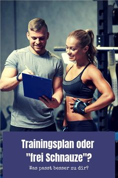 Trainingsplan - ja o