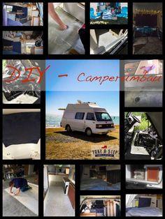 Campervan Ausbau Umbau Neubau. Neuseeland Wohnmobil Hier zeigen wir Dir wie Du mehr aus Deinem Camper machen kannst. Und vor allem beschrieben wir ein bisschen was wir so alles umgebaut haben. DIY-Camper