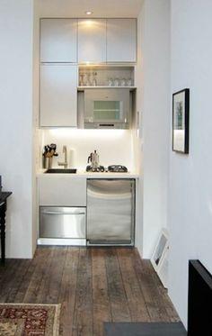 deco- en-blanc-amenager-une-petite-cuisine