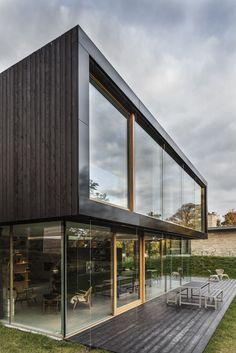 Villa V / Paul de Ruiter Architects © Tim Van de Velde