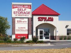 This tool helps you find good, affordable, self storage options near you. I found that using this tool was a big help because making sure that I have quick access to my storage unit was key. And this tool helps find the closest self storage locations.