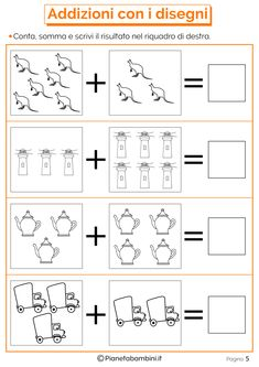Kindergarten Reading Activities, Preschool Writing, Kindergarten Math Worksheets, Teaching Math, Color Worksheets For Preschool, Printable Alphabet Worksheets, Addition And Subtraction Practice, Math Formulas, Alphabet Coloring Pages