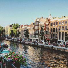 fireside-s:  Amsterdam, Holland  indie/summer