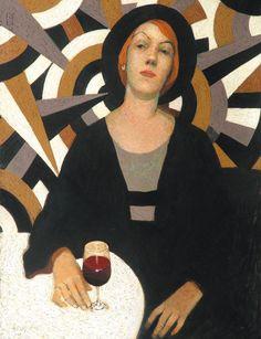 Click en la imagen para ver más obras Judy Drew Nació en 1951, en Melbourne, Australia. Estudio Arte Gráfico…