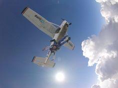 #skydiving #skydive #tandemjump #tandemskydive #tandemskydiving #cessna #cessna172 #freefall #adrenaline #bucketlist #timisoara #arad #oradea #romania #parachute #uptvector #diverdriver #gojumpro Tandem Jump, Cessna 172, Long And Short Stitch, Quiet Moments, Stationery Paper, Skydiving, Club, Floral Watercolor, Romania