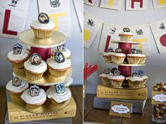 tons of ideas for fun harry potter stuff from this very elaborate birthday party. wow!
