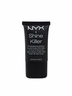 Shine Killer - Nyx Cosmetics - Hvid - Nelly.com
