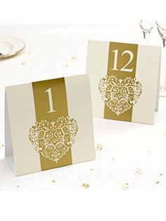 Vintage Romance Table Numbers 1-12 Cards [Colour - gold] ... https://www.amazon.co.uk/dp/B00V4XGS0I/ref=cm_sw_r_pi_dp_x_AeoCzbEQAAZBS