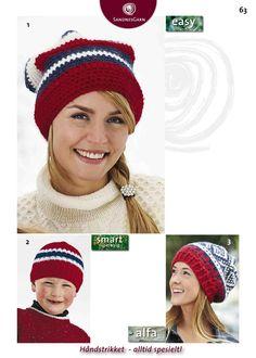 Kit 63 - Norske Luer - free pattern