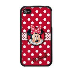 iphone 4s polka dot cases | Minnie Polka Dot Frame #iPhone 4/4S Case | iPhone 4/4S Stuff