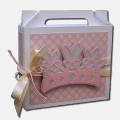 Bits of Paper: Gable Box Party Favors
