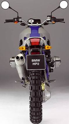 BMW R1200GS HP2 Info and Accessories