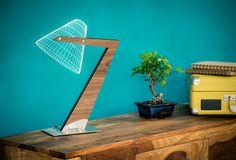 Aura Silhouette LED Table Lamp
