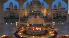 umaid bhawan palace - rajasthan, india - pretty much describes the look and feel i've always wanted