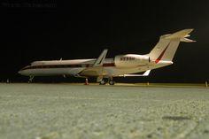 Gulfstream Aerospace G-V-SP Gulfstream G550 - N599H