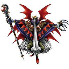 Barbamon - Mega level Demon Lord digimon