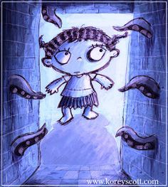 Children's Book Illustrator Korey Scott