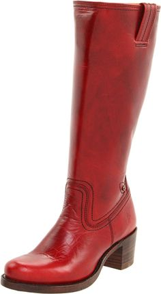Ahhh red boots...cool, thanks krystal
