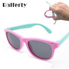 $5.39 (Buy here: https://alitems.com/g/1e8d114494ebda23ff8b16525dc3e8/?i=5&ulp=https%3A%2F%2Fwww.aliexpress.com%2Fitem%2FSunglasses%2F32562345617.html ) Ralferty Classic Infant Baby Kids Polarized Sunglasses Children Safety Coating Glasses Sun UV 400 Fashion Shades oculos de sol for just $5.39