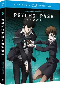Psycho-Pass: A great, action filled, thought-provoking anime.Set in 2113, this dystopian story focuses on members of a criminal investigation division called Unit One. They enforce the Sibyl System, which, among other things, scans a person's mental state and determines their probability of committing a crime.Many great writers and philosophers are referenced throughout the show to comment on aspects of a society such as this.