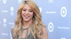 Shakira emocionada por el Mundial en Brasil