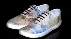 Custom Canvas, Kicks, Canada, Sneakers, Check, Shoes, Fashion, Trainers, Moda