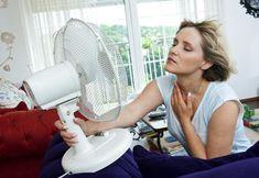 Cuando la mujer llega a la edad madura y todo empieza a llegar al equilibrio: aparece la menopausia con sus bochornos.