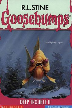 Goosebumps The Werewolf Of Fever Swamp Goosebumps Original Covers Pinterest Werewolves