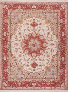 "Tabriz rug fine 230159 Dimensions200 x 150 cm ( 6' 7"" x 4' 11"" ) Origin IRAN"