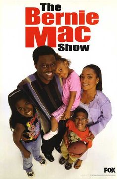 """The Bernie Mac Show - man, I miss this show! My son and I always watched this. It had amazing guest stars. We also danced to the opening theme of """"The Office"""" (US), another family favorite. Black Tv Shows, Old Tv Shows, Best Tv Shows, Favorite Tv Shows, 2000s Tv Shows, Movies And Tv Shows, Black Sitcoms, Bernie Mac, Gta San Andreas"""