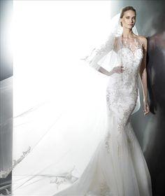 Pronovias Wedding Dresses - Style Pleya